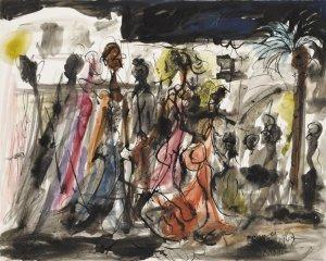 Pintura de Picasso se vende por 372 mil 500 dólares
