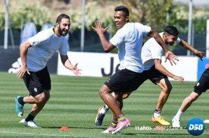 Juventus a confirmar presencia en Cardiff, el Mónaco confía en Mbappé