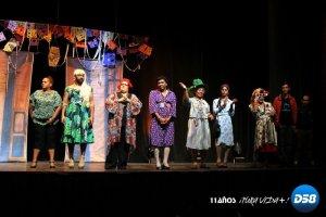«Señoras de Maracaibo» estrenaron «La Bulla de los Cocíos» con un lleno total