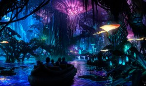 «Pandora», el parque de atracciones que hace real al mundo de «Avatar», abrió sus puertas
