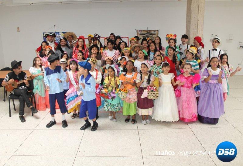 Niño Azul celebra sus 18 años con «Los héroes de mi ciudad»