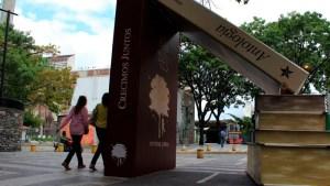 La Feria del Libro de Caracas iniciará este viernes, 21 de julio