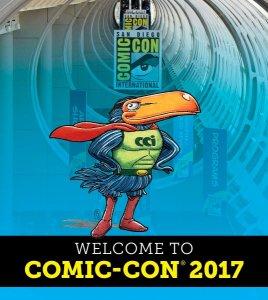 Inicia la Comic-Con 2017