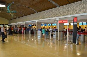 Los anglicismos en los aeropuertos