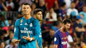 Cristiano Ronaldo es suspendido con cinco partidos tras el empujón al árbitro