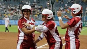 Selección nacional de softbol femenino consiguió boleto para el Mundial de Japón 2018