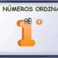 Números ordinales, claves de escritura