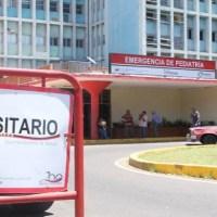 Muere un ciudadano  en el Hospital Universitario de Maracaibo al no recibir atención médica