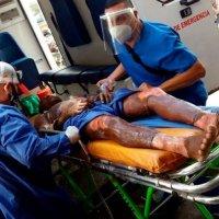 Al menos siete muertos al incendiarse camión cisterna en norte de Colombia