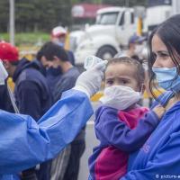 Venezuela supera los 20 mil casos positivos de COVID-19