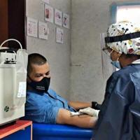 Gobernador Omar Prieto inició campaña de donación de plasma que aplicarán a pacientes activos con COVID-19