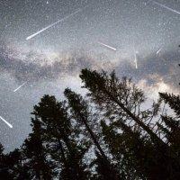 Lluvia de Estrellas Perseidas, en este 2020
