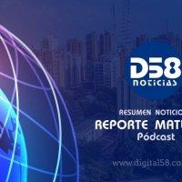 Reporte Matutino 26.02.21 (Pódcast)