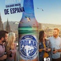Polar Pilsen lleva su sabor venezolano al mercado español
