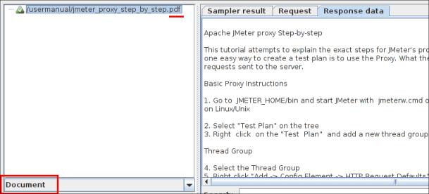 pdfdocument-resulttreee-JMeter 2.9