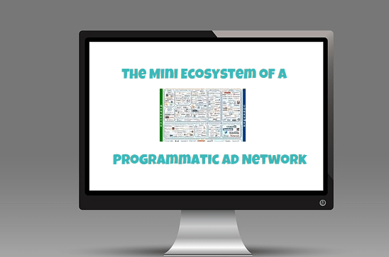 Mini Ecosystem of a Programmatic Ad Netowk Image