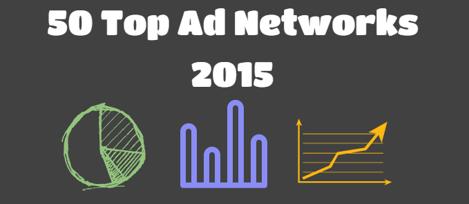 50 Top Ad Networks 2015