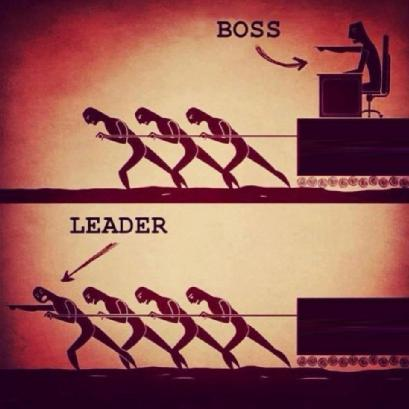Boss and Leader Comparison