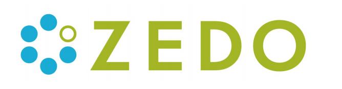 Zedo Large Logo
