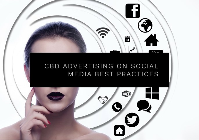 CBD advertising on social media best practices to know