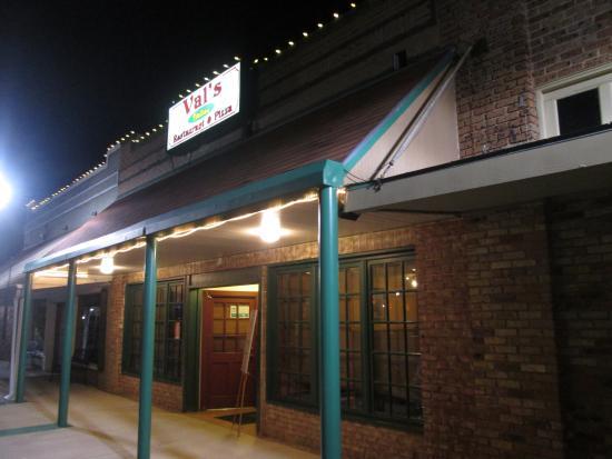 Val S Italian Restaurant Canton Texas