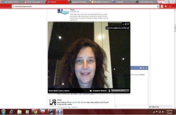 facebook-videochat