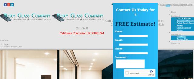 inconsistent-website-design-example