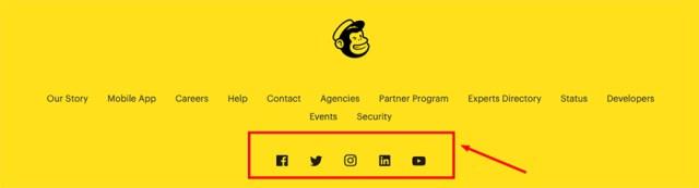 mailchimp-social-media-integration-example