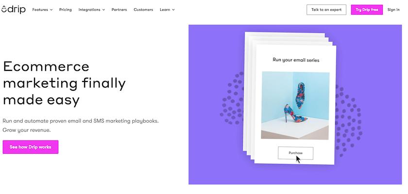 drip-email-marketing-tool