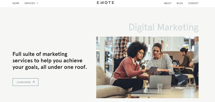emote-digital-agency-healthcare