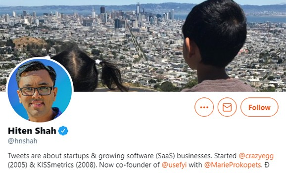 hiten-shah-tweets-about-startups-and-saas