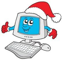 Christmas Computer