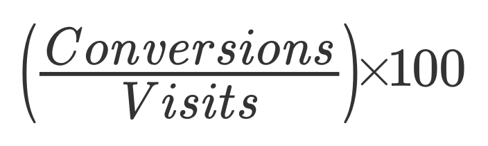 Definition Conversion Rate sessionbezogen