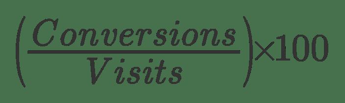 Definition Conversion Rate sessionbezogen