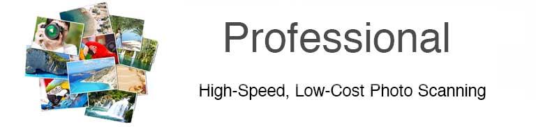 Professional High Speed Photo Scanning Regina