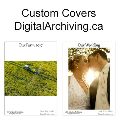 Custom DVD cover Regina