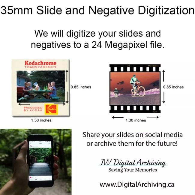 35mm and Negative scanning Regina
