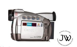 Canon ZR45MC rental regina