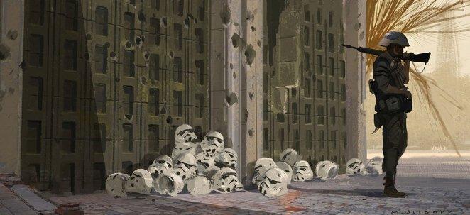 Star Wars Rogue One Concept Art Joyenergizer
