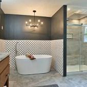 shower niche daltile