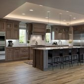kitchen tile flooring why wood look is