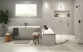 updating your bathroom to help sell