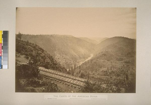 American River Canyon Sunrise North Fork Of Ameri - Year of