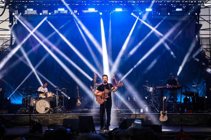 O.A.R. Powers Into The Lawn At White River With First Stop On