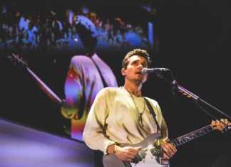 John Mayer   Bankers Life Fieldhouse   Indianapolis, IN.   Pix Meyers