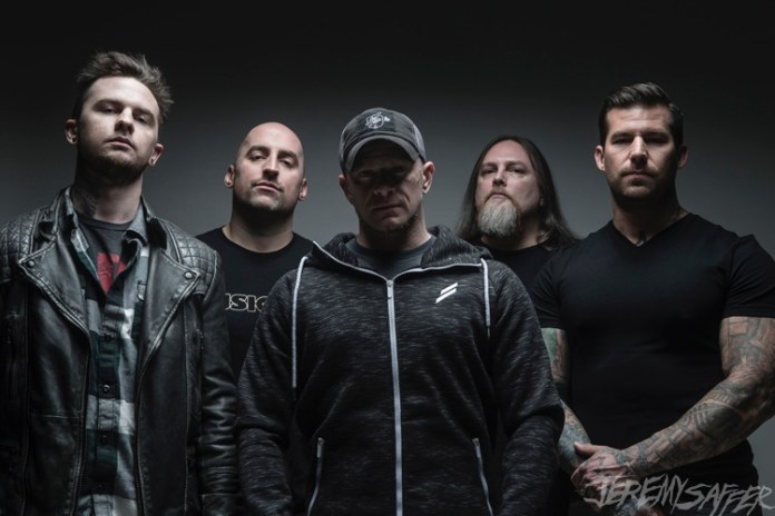 All That Remains Band Photo