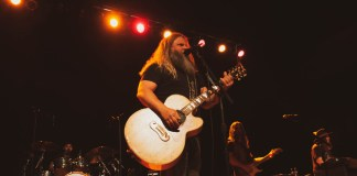 Jamey Johnson stopped by The Egyptian Room at Old National Centre in Indianapolis, IN. Photo Credit: ©Pix Meyers 2019