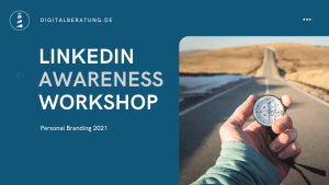 Sven Giebler Digitalberatung - LinkedIn Awareness Workshop
