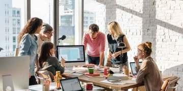 ib bri - teamwork discussion meeting brainstorming start P59ACVM - Cara Mudah Daftar IB BRI dan BRI Mobile Sekaligus