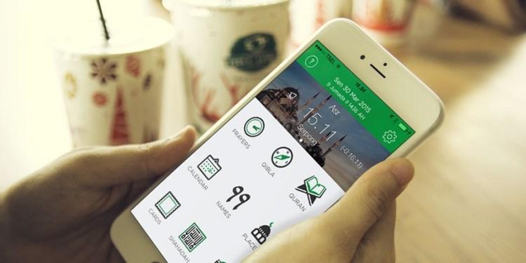 Ramadan apps